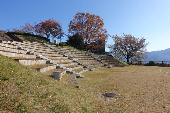 立石公園 諏訪 野外ステージ