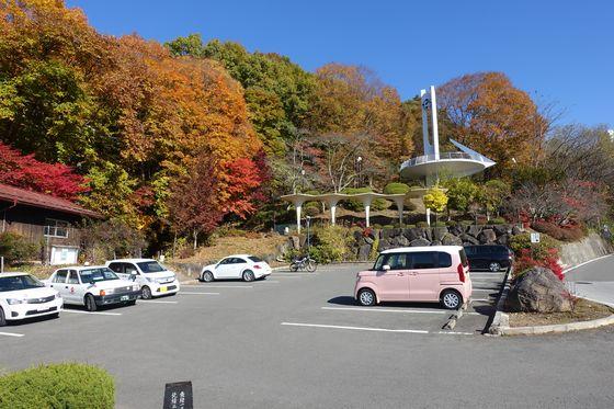 立石公園 諏訪 駐車場