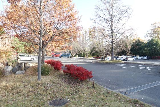 アルプス公園 松本 駐車場