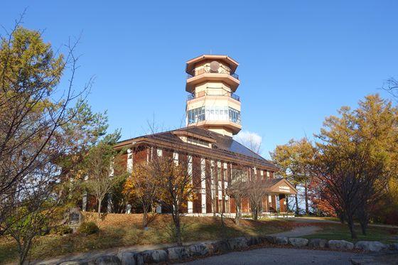 アルプス公園 山と自然博物館