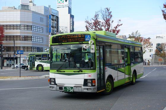 緑が丘スポーツ公園 バス