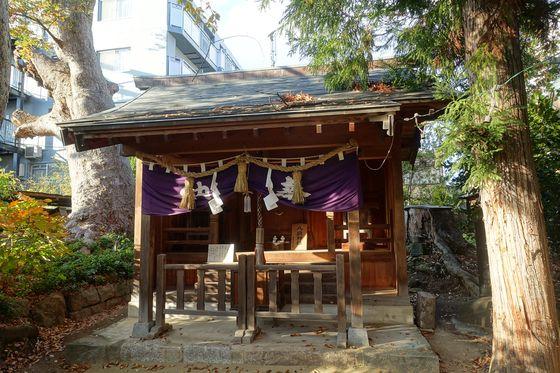 塩釜神社 松本市 八坂神社