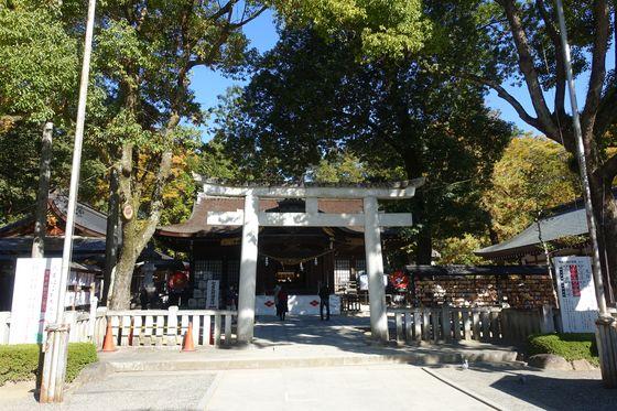 武田神社 二の鳥居