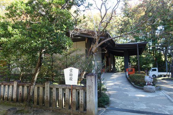 武田神社 宝仏殿