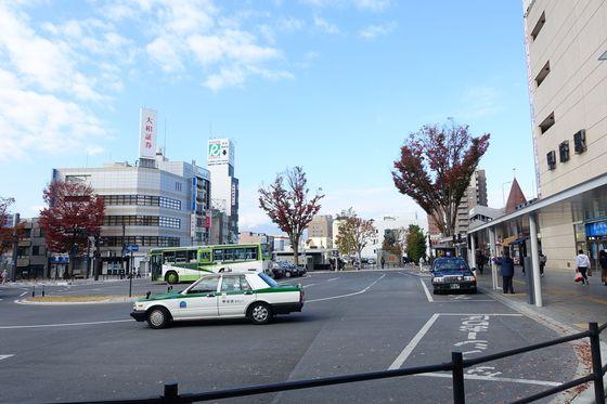 武田神社 タクシー