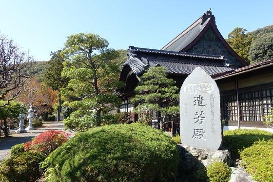 甲府五山 法泉寺
