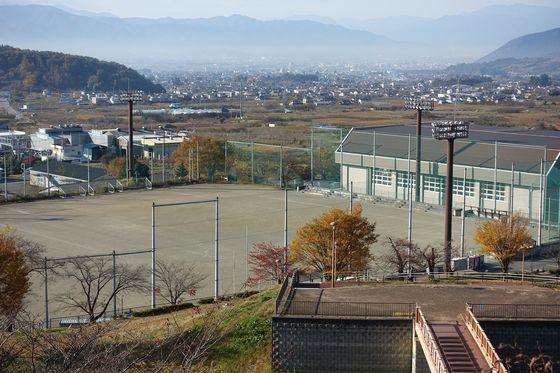 塩山総合グラウンド