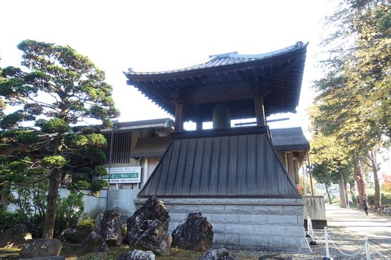 恵林寺 鐘楼