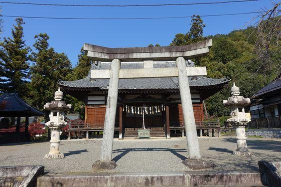 向獄寺 秋葉神社