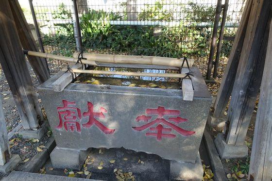 厳島神社 碑文谷