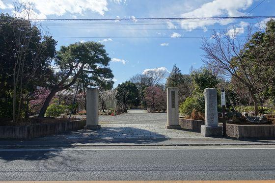 高願寺 入口