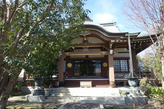 高願寺 本堂